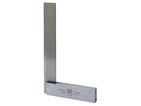4004 Engineer's Square Grade B 100mm (4in)