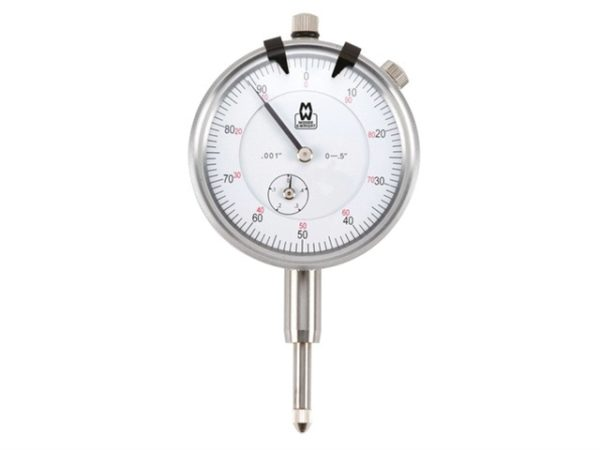MW401-01 58mm Dial Indicator 0-0.5in/0.001in