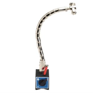 MW496-01 Magnetic Snake Stand For Dial Indicator