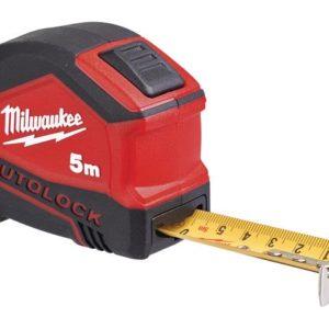 Autolock Tape Measure 5m (Width 25mm) (Metric Only)