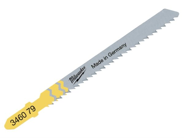 Wood Jigsaw Blades Pack of 5 T101BR