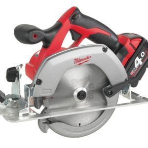 HD18 CS-402 Circular Saw 165mm 18V 2 x 4.0Ah Li-Ion
