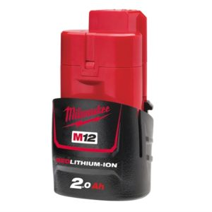 M12 B2 REDLITHIUM-ION™ Battery 12V 2.0Ah Li-ion