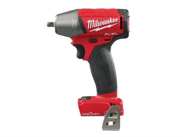 M18 ONEIWF38-0 Fuel™ ONE-KEY™ 3/8in F Ring Impact Wrench 18V Bare Unit