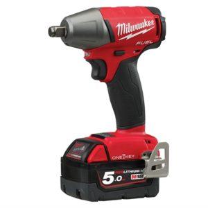 M18 ONEIWF12-502X Fuel™ ONE-KEY™ 1/2in FR Impact Wrench 18V 2 x 5.0Ah