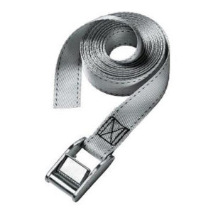 Lashing Strap with Metal Buckle 2.5m 2 Piece