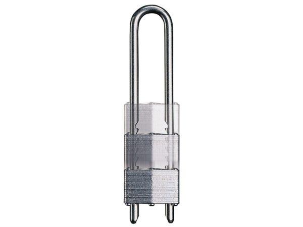 Laminated Steel 44mm Padlock - Adjustable Shackle