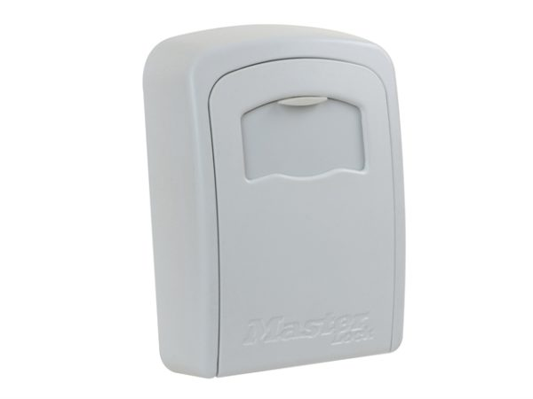 5401 Standard Wall Mounted Key Lock Box (Up To 3 Keys) - Cream
