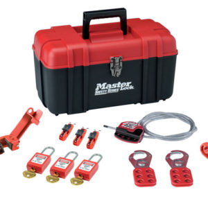 Lockout Toolbox Electrical Kit 12-Piece