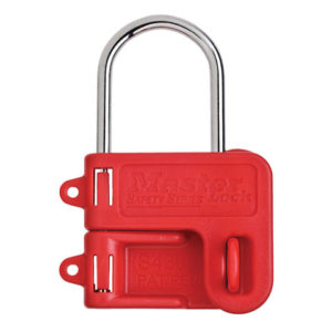 Two Padlock Lockout Hasp - 4mm Shackle