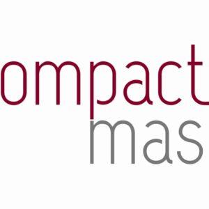 CompactMask Maintenance Free Half Mask A1 P2