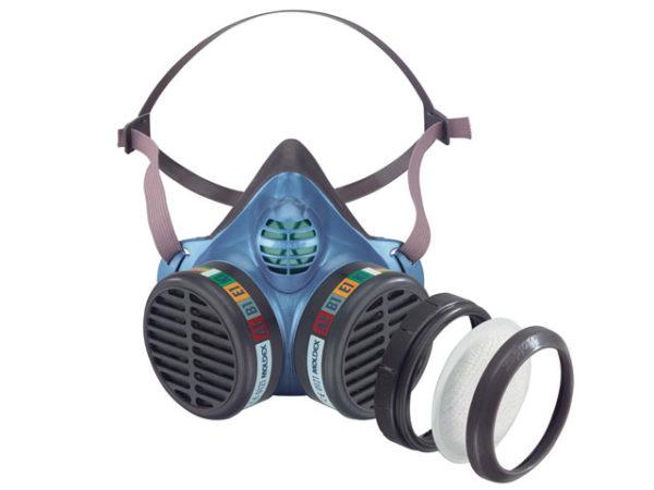 Disposable Half Mask ABEK1P3 R D (Medium)