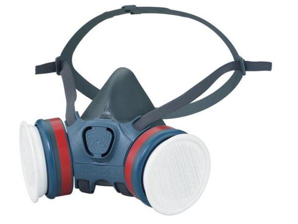 Series 7000 Half Mask (Medium) 2 x A2P3 R Filters + Storage Box
