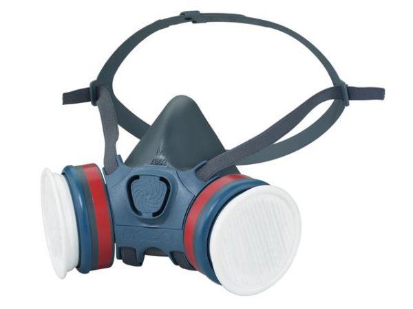 Series 7000 Half Mask (Medium) 2 x ABEK1P3 R Filters + Storage Box
