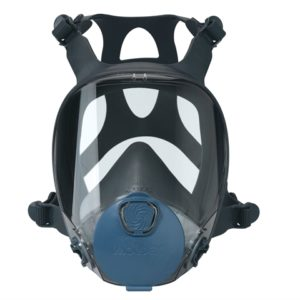 Series 9000 Full Face Mask (Medium) No Filters