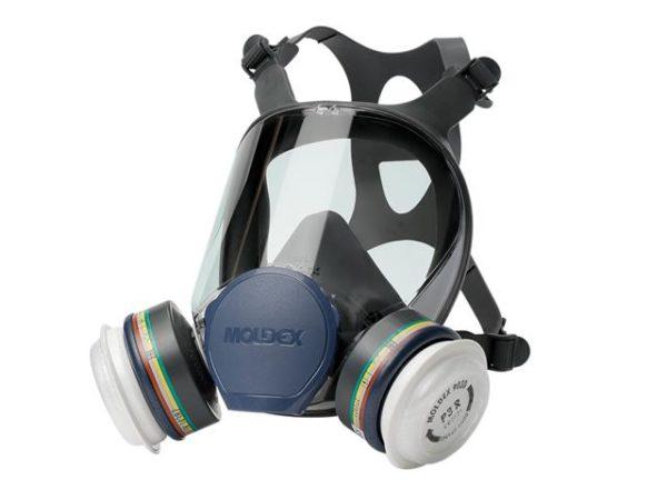 Series 9000 Full Face Mask (Medium) 2 x ABEK1P3 R Filters