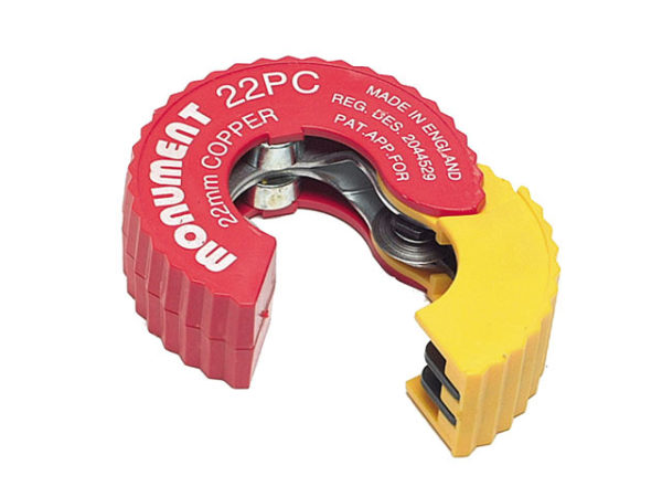 Automatic Copper Pipe Cutters 22mm