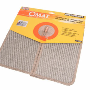 2355M OMAT® Soldering Mat 300mm (12in)