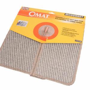 2363L OMAT® Soldering Mat 150mm (6in)