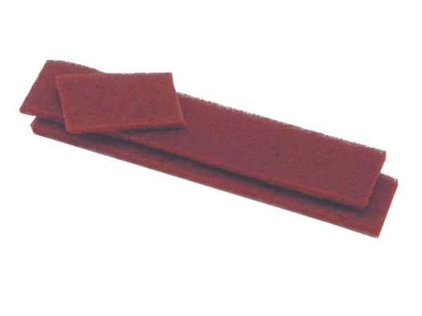 3025R Clean & Polish Pads (Pack of 6) 50 x 250mm