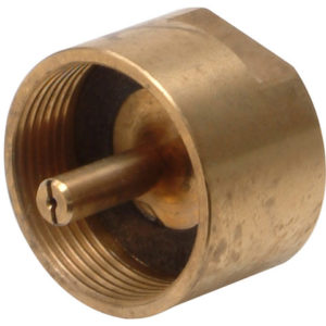 437A Adaptor 1in Propane / MAPP® To 7/16in