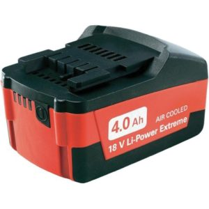Slide Battery Pack 18V 4.0Ah Li-Ion