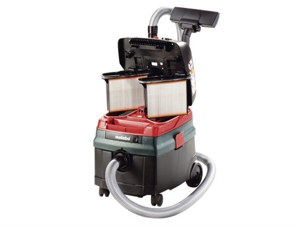 ASR 25L SC Wet & Dry Vacuum Cleaner 1400W 110V