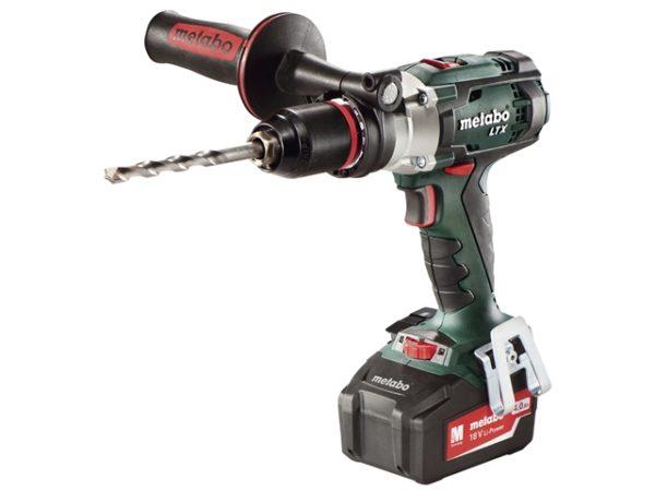 SB 18 LTX Impulse Combi Hammer Drill 18V 2 x 4.0Ah Li-ion
