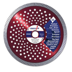 BF850 SilentMAX Ultimate Turbo Diamond Blade 115 x 22.2mm