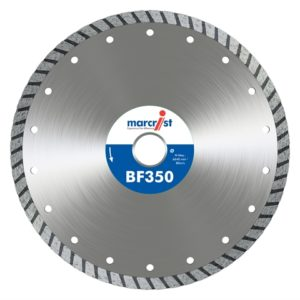BF350 Turbo Diamond Blade 125 x 22.2mm