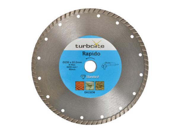Rapido Turbo Blade 115 x 22.2mm