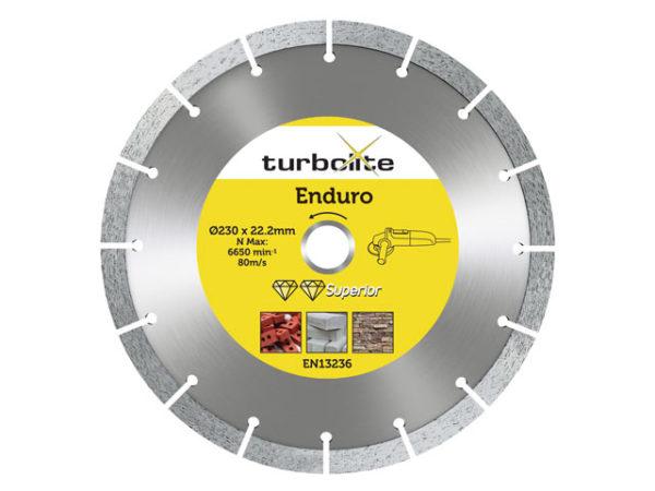 Superior Enduro Universal Blade 230 x 22.2mm