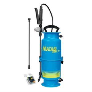 Kima 9 Sprayer + Pressure Regulator 6 litre
