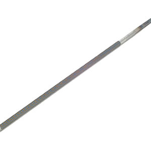 Chainsaw Files Round 200mm x 3/16in (Pack of 3)