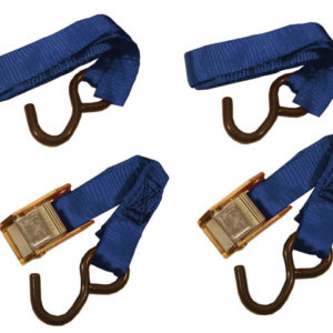 Cam Buckles 25mm x 1.8m (1in x 72in) 2 Piece