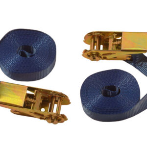 One-Piece Endless Tie-Downs 25mm x 5m (1in x 200in) 2 Piece