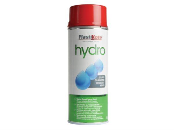 Hydro Spray Paint Deep Red Gloss 350ml