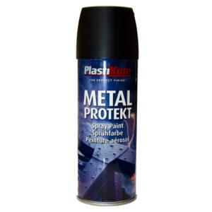 Metal Protekt Spray Matt Black 400ml