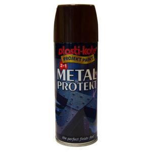 Metal Protekt Spray Brown 400ml