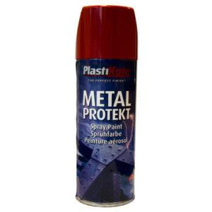 Metal Protekt Spray Bright Red 400ml RAL3001