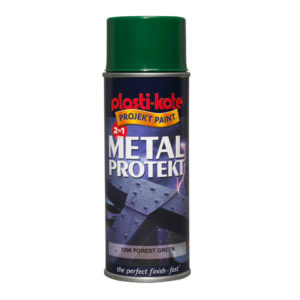 Metal Protekt Spray Gloss Black 400ml
