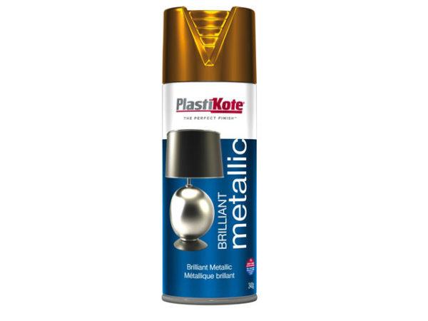 Brilliant Metallic Spray Copper 400ml