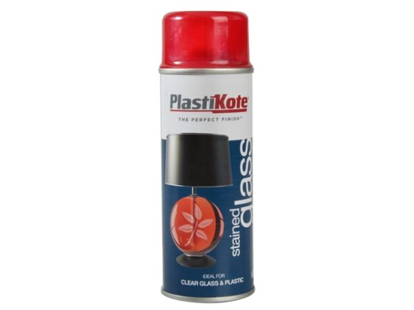 1809 Stained Glass Spray Red 200ml