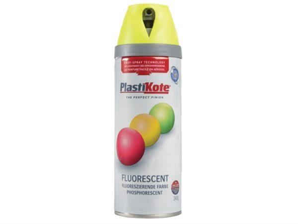 Twist & Spray Fluorescent Yellow 400ml