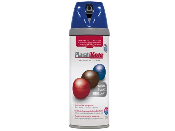 Twist & Spray Gloss Pacific Blue 400ml