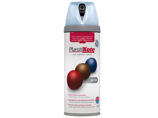 Twist & Spray Satin Baby Blue 400ml