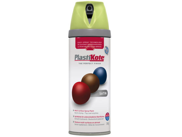 Twist & Spray Satin Pistachio 400ml