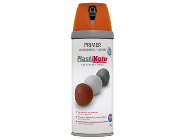 Twist & Spray Primer Red Oxide 400ml