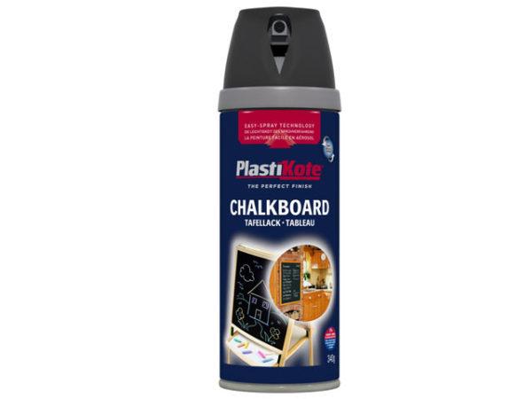 Twist & Spray Chalkboard Paint Black 400ml