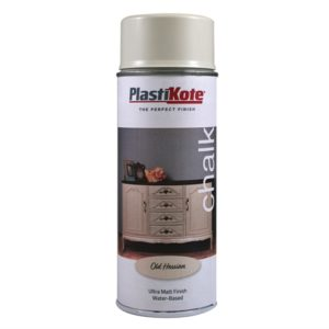 Chalk Finish Spray Old Hessian 400ml